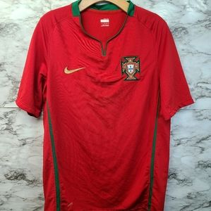 Nike Portugal World Cup Mens Jersey M Pre-owned